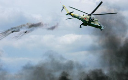 Hậu Mi-35M: Chiến thuật lưới lửa tầm thấp của Nga phá sản