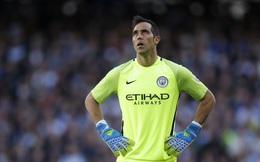 """Quá đỗi thất vọng, Man City sắp cho Bravo """"về vườn"""" và nhắm thủ môn vô danh thay thế"""