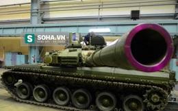 """""""Đột nhập"""" nơi chế tạo xe tăng chủ lực tối tân Oplot-M"""