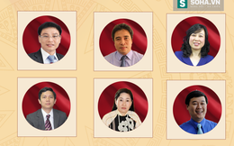 Chân dung 20 Ủy viên dự khuyết BCHTW Đảng khóa XII