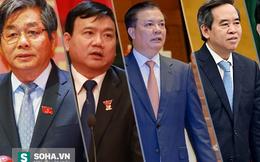 """5 vị Bộ trưởng rất """"được lòng"""" các Đại biểu Quốc hội"""