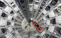7 ngày qua ảnh: Tháp đỗ xe nhiều tầng trong nhà máy Volkswagen
