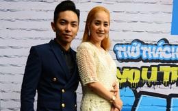 Khánh Thi, Phan Hiển tay trong tay dự sự kiện So you think you can dance 2016