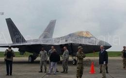 [ẢNH] Siêu tiêm kích F-22 Mỹ lộ diện ở Đông Âu