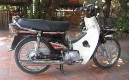 Những chiếc Honda Dream Thái trả trên trăm triệu không bán tại VN