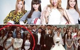 Nếu ở Hàn, loạt sao Việt đã bị ném đá vì sai sót to đùng này ở đám cưới