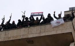 Quân đội Syria tái chiếm pháo đài quan trọng tại Latakia