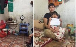 Căn phòng trọ tuềnh toàng của 2 mẹ con chị quét rác