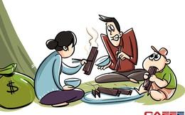 Hí hoạ: Bữa trưa ngon miệng, thức ăn từ... thép Hoa Sen