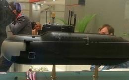 Nga chào bán tàu ngầm mini Piranha-T và cơ hội của Việt Nam