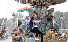 24h qua ảnh: Novak Djokovic mừng vô địch Roland Garros ở Paris