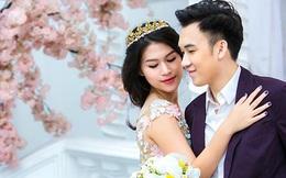 Dương Triệu Vũ, Ngọc Thanh Tâm bất ngờ tung ảnh cưới lãng mạn