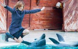 Trưởng Công tố viên Crimea Poklonskaya bất ngờ 'tái xuất'