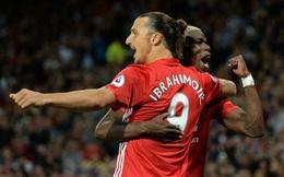 """""""King Ibra"""" đã biết cách kết liễu, Man United sẽ chẳng sợ cái quái gì nữa"""