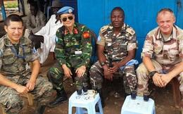 TTK LHQ Ban Ki-moon: Lực lượng gìn giữ hòa bình VN tuyệt vời!