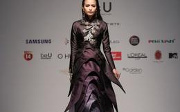 Ngọc Châu được lựa chọn mở màn Tuần lễ thời trang quốc tế