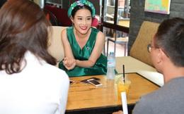 """Vợ xinh đẹp kém 18 tuổi của Việt Hoàn: """"Bố mẹ sợ tôi góa phụ sớm"""""""