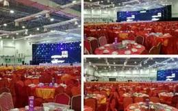 Đại gia chơi trội, mở đại tiệc lớn nhất năm cho hơn 5.000 người