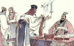 """""""Cắn răng"""" phong tước cho kẻ thù: Nước cờ """"cay đắng"""" của Lưu Bang"""