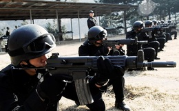 Súng đặc biệt của đặc nhiệm Campuchia