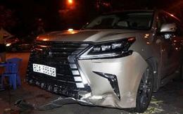 """Lexus 570 tông nhiều người: Biển """"VIP"""" 80A cấp cho tư nhân"""