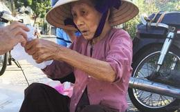Cụ bà 85 tuổi và gánh xôi đầy mồ hôi, nước mắt trên phố Đà Nẵng