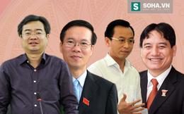 Chân dung 12 ủy viên Trung ương Đảng chính thức trẻ nhất khóa XII