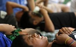 Nghi lễ trưởng thành đầy đau đớn mà bất cứ cậu bé Philippine nào cũng đều phải trải qua