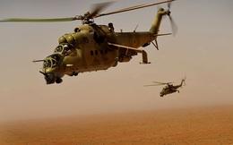 Nga cải tiến trực thăng để chống bị bắn rụng như ở Syria