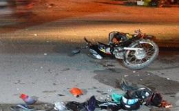 Xe của thiếu tá CSGT gây tai nạn, 3 người thương vong