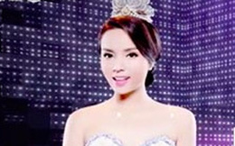 """Kỳ Duyên vẫn """"xuất hiện"""" tại chung kết Hoa hậu VN"""