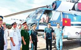 Trực thăng chữa cháy cho Cảnh sát PCCC Việt Nam: Tốt nhất thế giới - Nhìn là ưng ngay