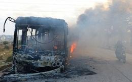 Syria: Xe buýt sơ tán người dân tại Aleppo bị tấn công