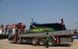Tàu ngầm Hoàng Sa lại không được thử nghiệm trên biển