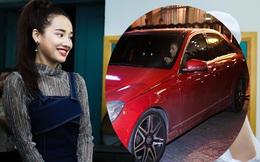 Nhã Phương bị phát hiện dùng xe hơi của Trường Giang đi xem ca nhạc
