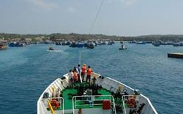 Đảo Phú Quý sắp có khu neo đậu cho tàu thuyền tránh trú bão