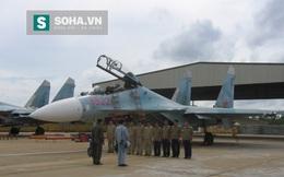 Tiêm kích Su-27 một thời hùng cứ ở sân bay Biên Hòa