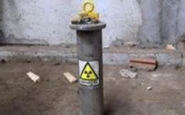 Kẻ trộm lấy nguồn phóng xạ để bán… vỏ chì?