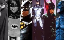 9 phiên bản Batman hấp dẫn nhất màn ảnh Hollywood
