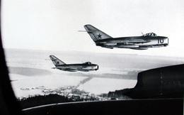 """MiG-15 hạ bệ """"sát thủ bóng đêm"""" Mỹ với chiến thuật gài bẫy"""