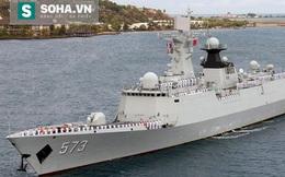 [ẢNH] Tìm hiểu tàu chiến Trung Quốc vừa tập trận với Campuchia