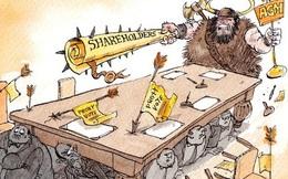 """Mùa đại hội cổ đông đang tới, nhà đầu tư lại """"thót tim"""" với SCIC"""