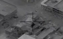 Video: Liên quân Mỹ không kích xóa sổ hai kho tiền của IS
