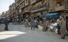 Quân đội Syria trao tối hậu thư 24 giờ để phiến quân ở Aleppo ra hàng