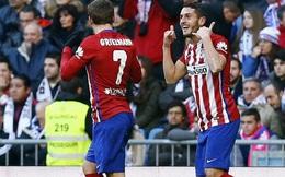 """Real Madrid 0-1 Atletico: Simeone """"lên lớp"""" cho Zidane về nghệ thuật chiến thắng"""