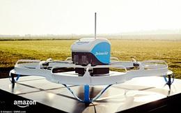 Bóc mánh ship hàng 13 phút bằng drone của Amazon: Quãng đường ngắn đến mức đi bộ ship còn nhanh hơn!