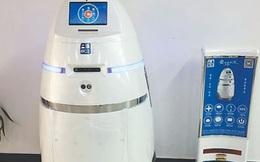 Trung Quốc ra mắt cảnh sát robot giống trong phim Star Wars chuyên truy lùng tội phạm