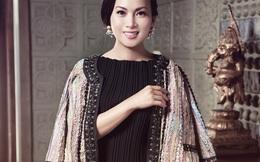 Cận cảnh nhan sắc gợi cảm, sang trọng của tỷ phú Hà Phương - em gái Cẩm Ly