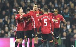 Man United: Chiến binh mùa Đông của Premier League