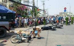 Hiện trường tai nạn thảm khốc làm 9 người thương vong ở TP HCM